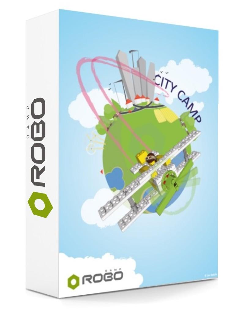 CityCAMP WeDo course   RoboCAMP